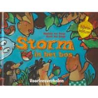 Berge, Gerrit en Marieke ten: Storm in het bos ( bijbels avonturen)
