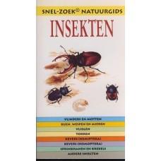 Snel-zoek natuurgids: insekten