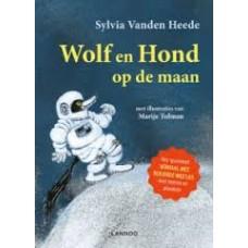 Heede, Sylvia vanden met ill. van Marije Tolman: Wolf en Hond op de maan