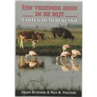 Buissink, Frans en Max Wolters: Een vreemde eend in de bijt, exoten in Nederland