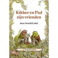 Blok-boekje door Arnold Lobel: Kikker en pad zijn vrienden