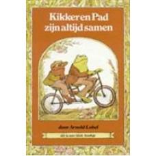 Blok-boekje door Arnold Lobel: Kikker en pad zijn altijd samen