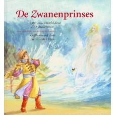 Sjouwerman, Vic  en Fiel van der Veen: De zwanenprinses ( boek met cd)