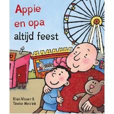 Visser, Rian en Tineke Meirink: Appie en Opa altijd feest ( 12 korte verhaaltjes)