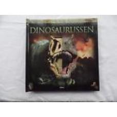 Dixon, Dougal: Dinosaurussen,  een interactieve rondleiding door de prehistorische (pop-up/ treklabels en dwarsdoorsneden)