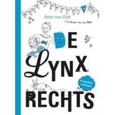 Dijk, Peter van en Linda vaan den Born: De lynx rechts (9 voorleesverhalen)