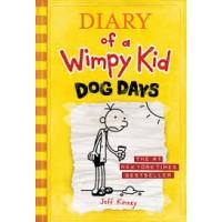 Kinney, Jeff: Diary of a wimpy kid, dog days (Engels)