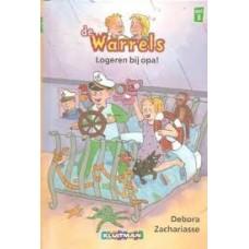 Zachariasse, Debora: De Warrels, logeren bij opa!