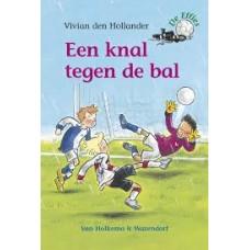 Hollander, Vivian den met ill. van Saskia Halfmouw: De Effies, een knal tegen de bal