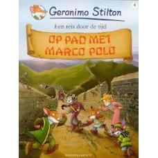 Stilton, Geronimo: Een reis door de tijd, op pad met Marco Polo  (hardcover 4)
