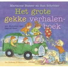 Busser, Marianne en Ron Schroder met ill. van Dagmar Stam: Het grote gekke verhalenboek