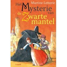 Letterie, Martine: Het mysterie van de zwarte mantel