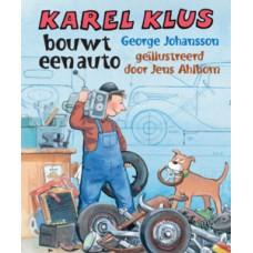 Johansson, George met ill. van Jens Ahlbom: Karel Klus bouwt een auto