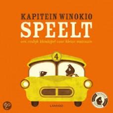Kapitein Winokio speelt een lvrolijk klankspel voor kleine matrozenl (met cd)