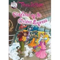 Stilton, Thea: Thea Sisters, Diefstal in de Orient Express (10)