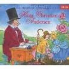 10 cd: 200 jaar de mooiste sprookjes van Hans Christiaan  Andersen met van ill. Dagmar Stam ( nieuw in Seal)