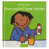 Amant, Kathleen: Anna poetst haar tanden (met cd)