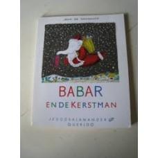 Brunhoff, Jean de: Babar en de kerstman ( groot formaat)