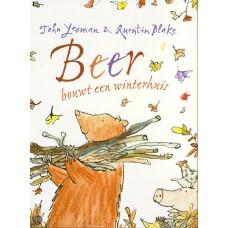 Yeoman, John met ill van Quentin Blake: Beer bouwt een winterhuis