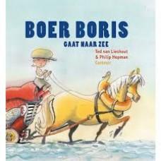 Lieshout, Ted van en Philip Hopman: Boer boris gaat naar zee