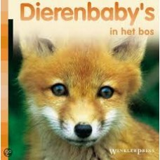 Dierenbaby's in het bos Vicky Weber ( WinklerPrins)