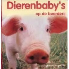 Dierenbaby's op de boerderij door Vicky Weber ( WinklerPrins)