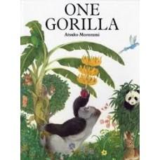 Morozumi, Atsuko: En maar een gorilla ( tel- zoekboek)
