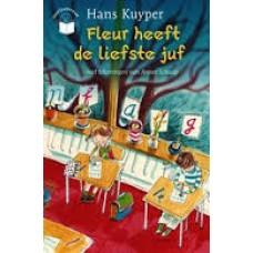 Kuyper, Hans en Annet Schaap: Fleur heeft de liefste juf ( voorleesleeuw)
