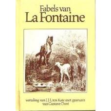 Fabels van La Fontaine met gravures van Gustave Dore en vertaling van JJL ten Kate