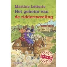 Letterie, Martine: Het geheim van de riddertweeling