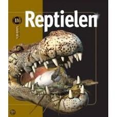 Insiders: Reptielen door Mark Hutchinson
