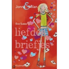 Susso, Eva: Jonna & Milan, liefdesbriefjes