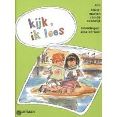 Coolwijk, Marion van de met ill. van Alex de Wolf: Kijk, ik lees ( deeltje 4)