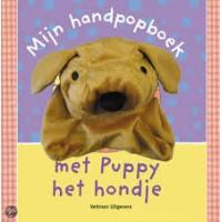 Handpopboek: Mijn handpopboek met Puppy het hondje door Jonathan Lambert