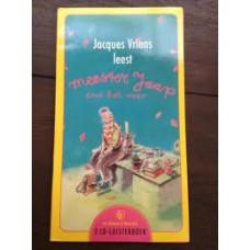 Luisterboek 2cd: Meester Jaap doet het weer doorJacques Vriens  (nieuw in folie)