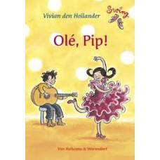 Hollander, Vivian den met ill. van Saskia Halfmouw: Swing, Ole, Pip
