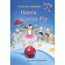 Hollander, Vivian den met ill. van Saskia Halfmouw: Swing, Hoera voor Pip