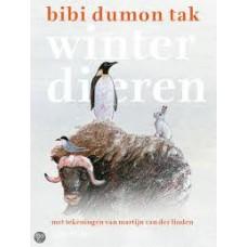 Dumon Tak, Bibi met ill. van Martijn van der Lindeni: Winterdieren