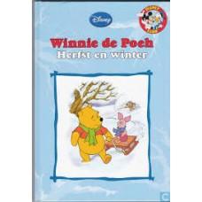 Disney Boekenclub: Winnie de Poeh - herfst en winter  (met cd)