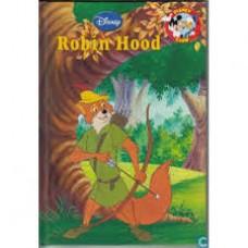 Disney Boekenclub: Robin Hood (met cd)
