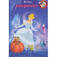 Disney Boekenclub: Assepoester  (met cd)