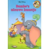 Disney Boekenclub: Dombo's nieuwe kunstje ( met cd)