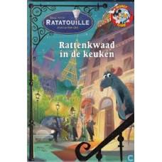 Disney Boekenclub: Rattenkwaad in de keuken (met cd)