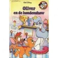 Disney Boekenclub: Oliver en de hondenshow (met cd)