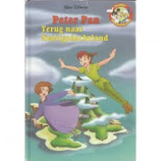 Disney Boekenclub: Peter Pan terug naar Nooitgedachtland (met cd)