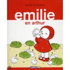 Pressense, Domitille de: Emilie en Arthur