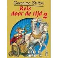 Stilton, Geronimo: Reis door de tijd 2 (hardcover)