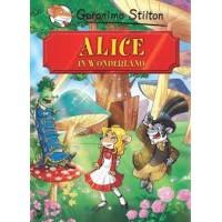 Stilton, Geronimo (klassiekers): Alice in wonderland