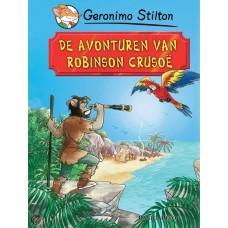 Stilton, Geronimo (klassiekers): De avonturen van Robinson Crusoe