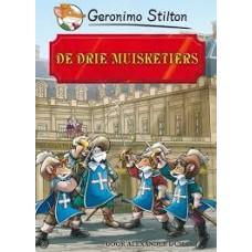 Stilton, Geronimo (klassiekers): De drie Musketiers
